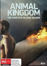 Animal Kingdom : Season 2 (DVD, 2018, 3-Disc Set)