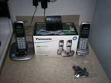 $0 Shipping With Panasonic KX-TG6432M 1.9 GHz Cordless Phone With Answer System