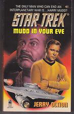 """Star Trek Novel #81 """"Mudd In Your Eye"""" Pocket Books 1997"""