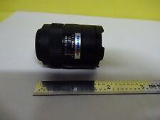 MICROSCOPE PART COMPUTAR CAMERA ADAPTER OPTICS AS IS BIN#P9-18