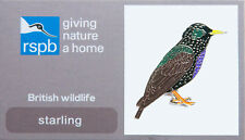 RSPB Pin Badge   Starling   GNaH [00561]