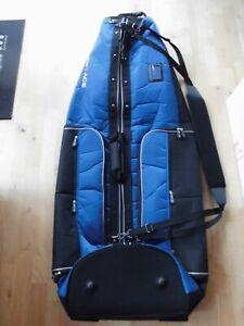Pro Ace Golfschläger Reisetasche Travelbag neuwertig noch nie benutzt mit Rollen
