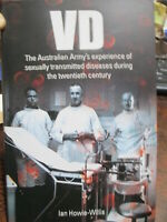 VD History Australian Army sexually transmitted diseases All Wars Book new book