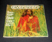 EVERGREEN REVIEW MAGAZINE SEPTEMBER 1971 JOHN KERRY-MUHAMMAD ALI