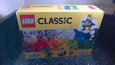 Lego Classic 10693 Creative Supplement Coloured Bricks 303 pieces Sealed Box
