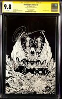 DARK NIGHTS METAL #3 CGC SS 9.8 GREG CAPULLO VIRGIN BATMAN JOKER HARLEY QUINN DC
