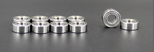 MR105 ZZ Kugellager 5mm x 10mm x 4 mm, Radiallager Mini Rillen Precision Ball