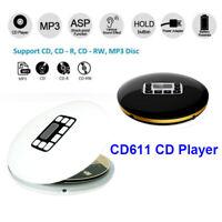 HOTT CD611 Portable Mini MP3 Audio Music Player CD-DA CD-RW CD-R JAZZ BASS ROCK