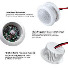 120° 220/110V Infrared PIR Motion Sensor Switch for LED Strip Light Cabinet Lam