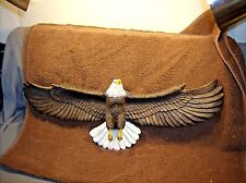 Wall Hanging Eagle Figure - Wings Of Freedom - HD45066   ABC