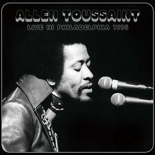 Allen Toussaint - Live in Philadelphia 1975 - RSD NEW SEALED 180g LP LTD Edition