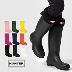 Hunter Original Women Boot Socks Fleece Rain Boot Socks Wellington Leg Warmers