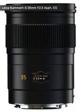 Leica Summarit - 35mm S F2.5 ASPH. CS, ottime condizioni