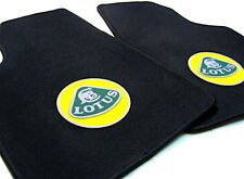 Black velours carpet set for Lotus Elite 1974-1980 3colors