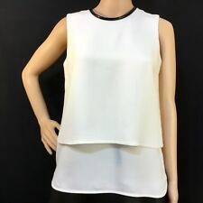 KATE SPADE NY Madison Ave Collection, Judd top, cream, size 0 NWT SRP $478