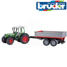 Bruder Toys 02104 Fendt 209 Tractor con remolque basculante Aparador escala 1:16