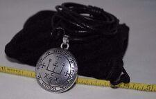 Archangel Raphael Sigil Seal of King Solomon Talisman Pendant Charm Necklace