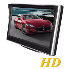 5-Inch 800*480 TFT LCD Digital Color Screen Car Monitor With Sucker and Stand AU