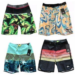 2020 QUIKSILVER BOY'S Board Shorts Swim Trunk SIZE - 10, 14, 16, 18, 20 🎈