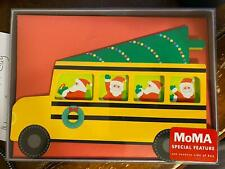 VERY RARE Christmas MOMA Holiday Card Program Art 8 Cards & Envelopes - 2008!
