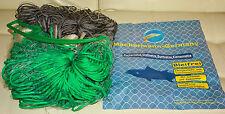 Stellnetz,Fischnetz,Spiegelnetz,3 Wandig,Finland Netz.3m x 60m, 60mmTop Preis!