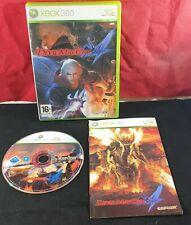 Devil May Cry 4 Microsoft Xbox 360 VGC