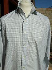 """Polo by Ralph Lauren Regent Classic Fit Algodón compruebe Camisa 16"""" 40/41cm C42-44"""""""