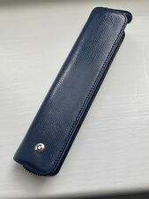 MontBlanc Pen Pouch With Zip - Rare