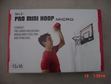 Mini Basketball Hoop Backboard 15� x 10� Wall Door Mount Bedroom Kids Indoor New