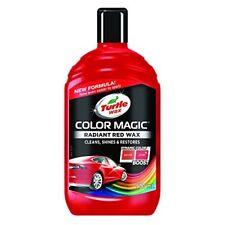Turtle Wax Color Magic Radiant Red car Polish 500ml