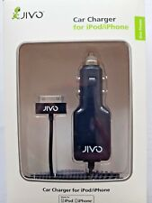 iPhone iPod iPad Car Charger 30 Pin Connector Model