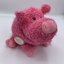 Hallmark Pepperoni Look In My Mouth Stuff Animal Stuffed Pig New With Tags