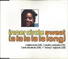 INNER CIRCLE Sweat La Long w/ DUB MIX & BAD BOYS MIX CD single SEALED USA Seller