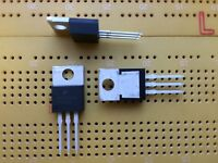 15A 45V Schottky Dual Diode Rectifier MBRP1545  TO-220 Multi Qty