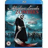 Abraham Lincoln Vs Zombie Blu-Ray Nuovo (ABB8083)