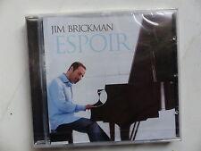 CD Album s/s JIM BRICKMAN Espoir 51608 new age classique