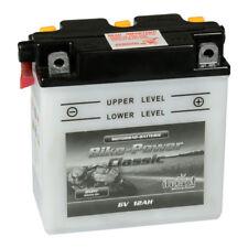 intact Motorradbatterie Batterie 6V 11Ah 01214 6N11A-1B
