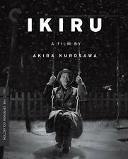 Ikiru (Blu-ray Disc, 2015, Criterion Collection)