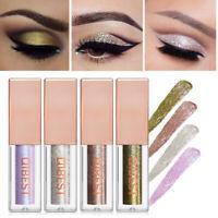 QIBEST 13Colors Glitter Liquid Eyeshadow Waterproof Eyeliner Shimmer Eyeshadow
