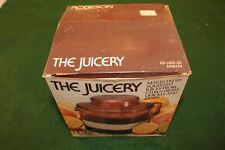 Robeson The Juicery Electric Juicer #3396104 NOS
