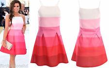 Vestidos de mujer Mini de poliéster de color principal rosa