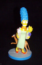 "THE SIMPSON'S-MINI STATUE-MARGE ""HAPPY HOMER-MAKER"""