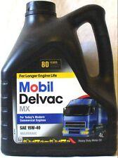 MOBIL DELVAC MOTORE OLIO MOTORE 15W40 15 W 40 15W / 40 uomo VOLVO RENAULT HEAVY DUTY