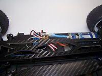 HD Carbon Tuning Topdeck LRP S10 Blast TC v2