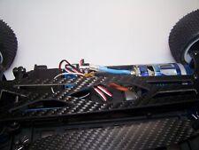 HD Carbon Tuning Topdeck + Akkuhalter LRP S10-SC S10 Blast SC