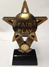 Football Fair Play Trophy + FREE Engraving + FREE P&P