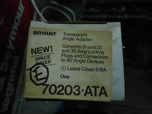BRYANT TRANSPARENT ANGLE ADAPTER 70203-ATA