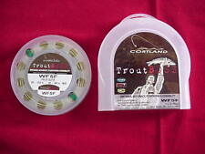 Cortland Fly Line Trout Boss Dyna-Tip WF4F GREAT NEW