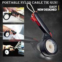 New 2021 Portable Nylon Cable Tie Gun Tool