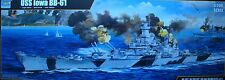 TRUMPETER® 03706 USS Iowa BB-61 in 1:200